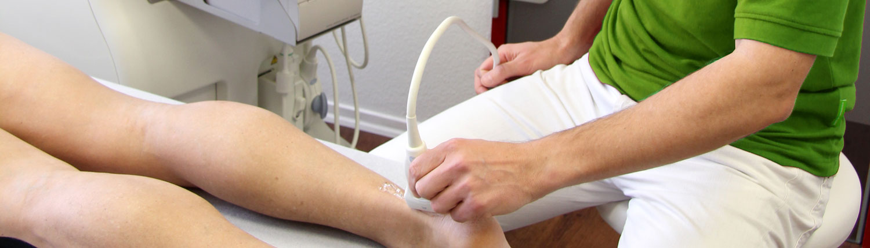 Bild Ultraschalldiagnostik Spieker Achern