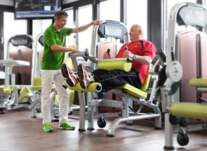 CeOS Medical Fitness Achern Leitung: Lukas Ehmann