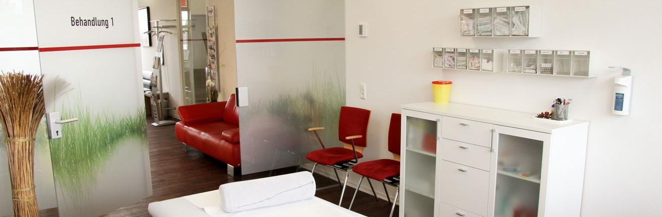 Privatpraxis Behandlungszimmer-Achern Orthopädie