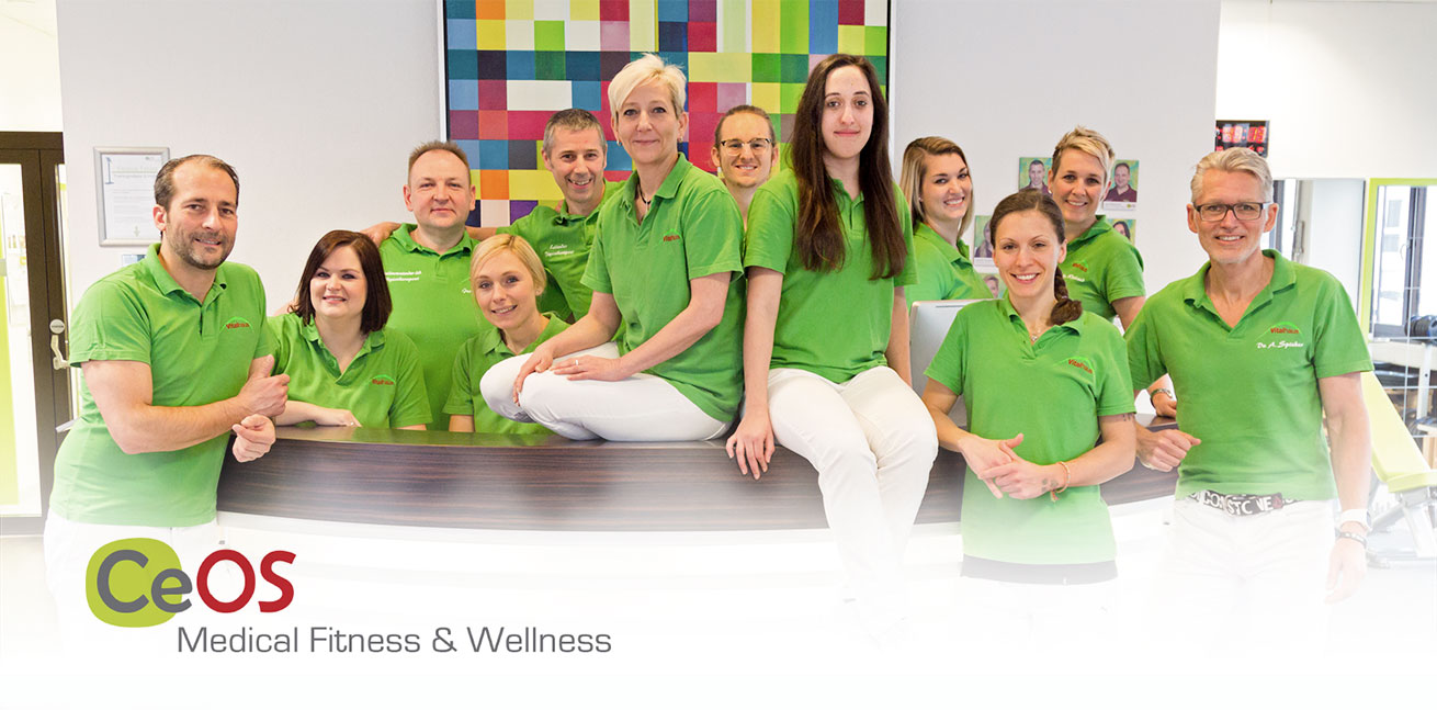 CeOS Medical Fitness Team Achern
