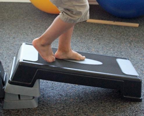 Bild Pädiatrie Ergotherapie Achern Therapie mit Kindern Vitalhaus