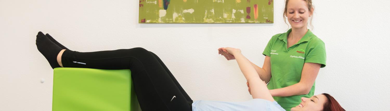 Bild Schlaganfall Therapie Ergotherapie Achern Bobath
