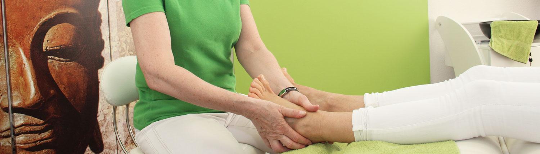 Bild Fußpflege CeOS Medical Wellness Achern