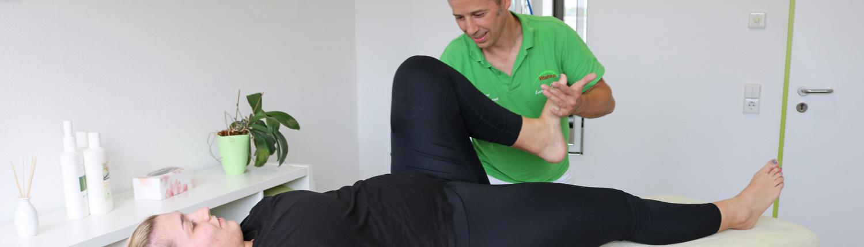 Bild Krankengymnastik_CeOS Physiotherapie Achern