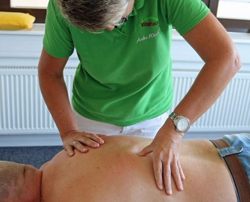 Bild Massage CeOS Physiotherapie Achern