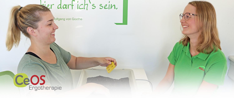 Banner Ergotherapie Achern Widmaier
