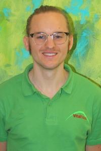 Lukas Ehmann Sportwissenschaftler Praxismanager Vitalhaus Achern