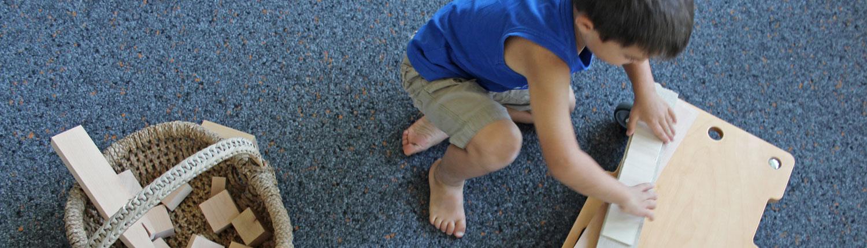 Ergotherapie CeOS Achern Pädiatrie