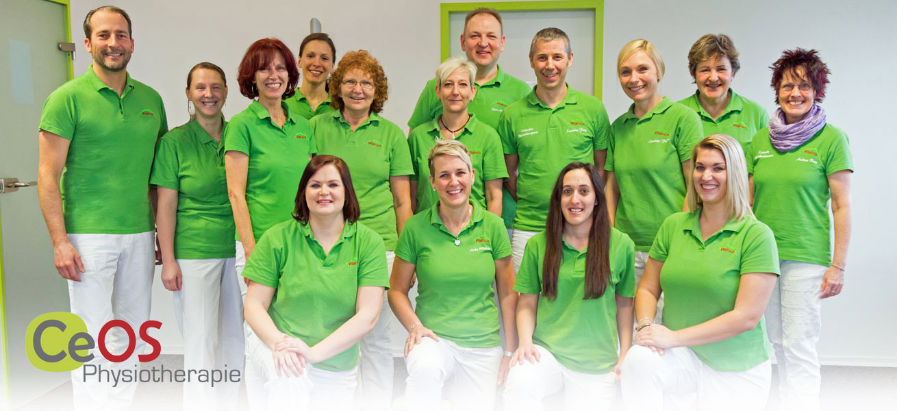 Bild CeOS Physiotherapie Team Achern