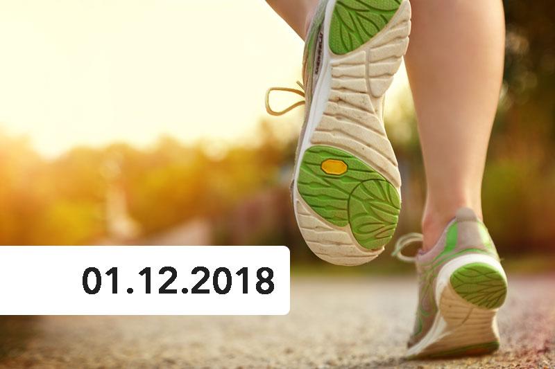Laufworkshop Barfuß-Beginne Natürlich Laufen Vitalhaus Achern Dezember 2018