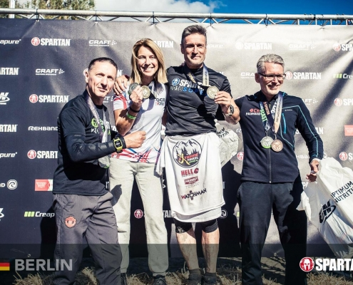 Spartan Race Berlin Spieker