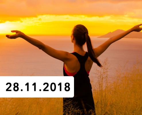 Vortrag Entspannung Ehmann Vitalhaus November 2018