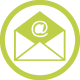 Symbol Mail Vitalhaus Newsletter