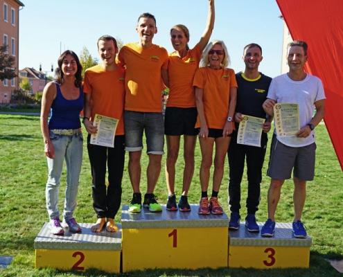 Ilmenau Lauf 2018 Vitalhaus Team