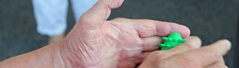 Bild Ergotherapie Achern Vitalhaus Karpaltunnelsyndrom