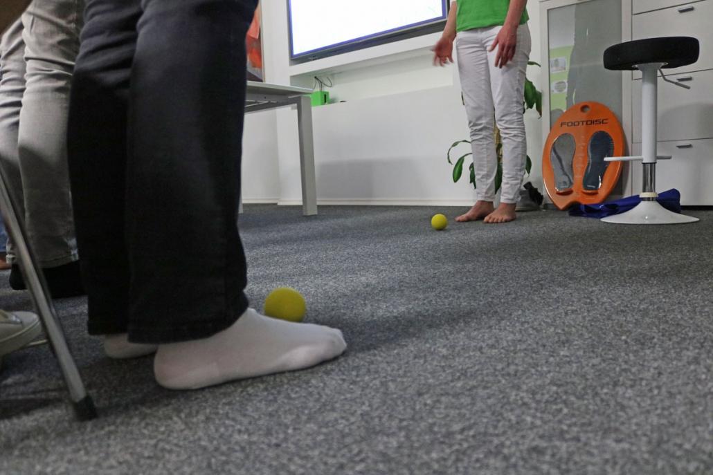 Bild Nachbericht Vortrag | Fußgesundheit stand im Mittelpunkt