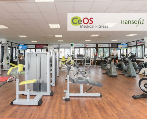 CeOS Medical Fitness Hansefit-Verbundpartner