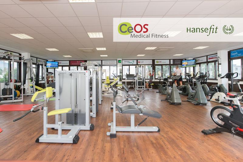 Hansefit Karte.News Ceos Medical Fitness Ist Hansefit Verbundstudio Ceos