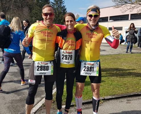 Schluchseelauf 2019 Vitalhaus-Team Spieke