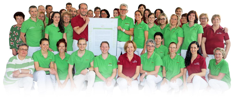 Vitalhaus Achern Team Mitarbeiter Dres. Spieker Hohmann Gesundheitszentrum