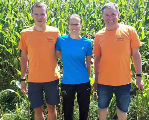 Ulm Volkslauf Muenzwaldlauf 2019 Vitalhaus Team Achern