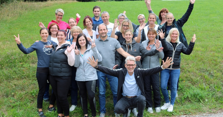 Teambuilding CeOS-Team Achern Ausflug 2019