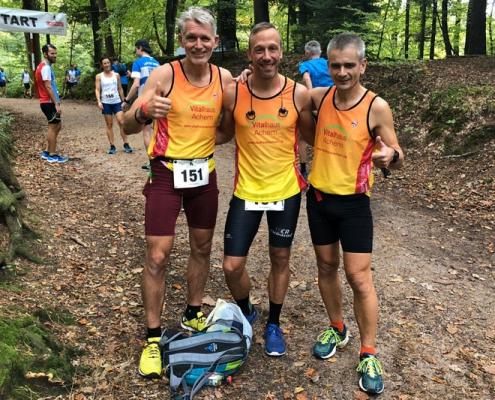 merkurlauf 2019 Vitalhaus-Team Achern