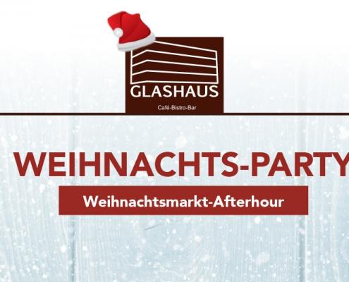 Weihnachtsparty Glashaus Achern 2019