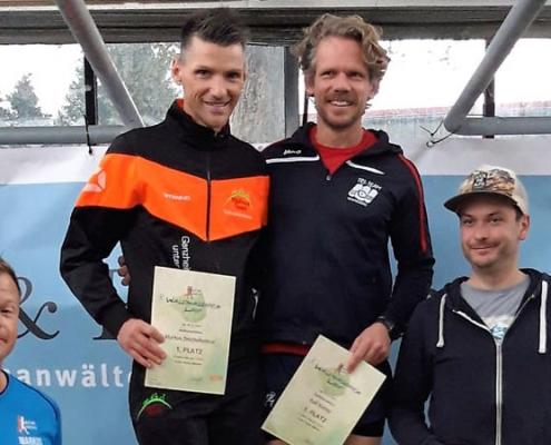 Waldhägenich-Lauf 2019 Vitalhaus-Team
