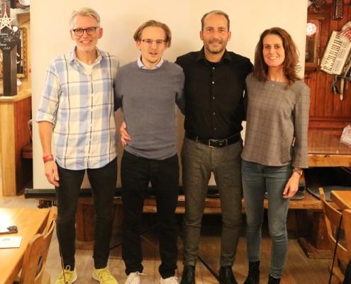 Lukas Ehmann Mitarbeiter des Jahres 2020 Vitalhaus Achern