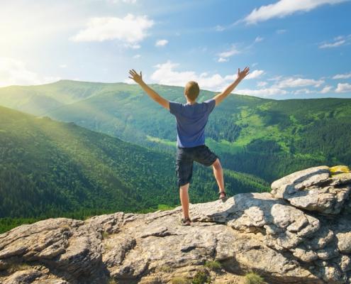 Sport macht glücklich Vitalhaus Achern CeOS Medical Fitness