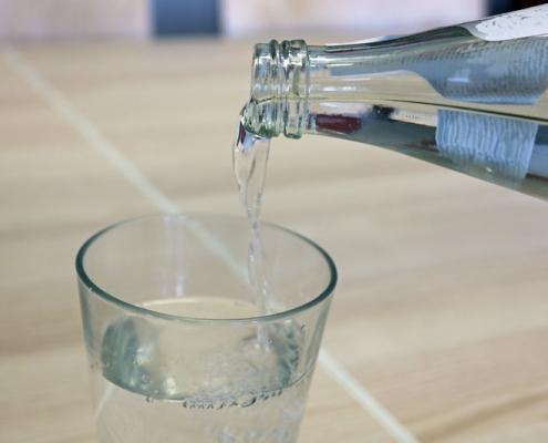 Trinkwasser Mineralwasser Vitalhaus Achern