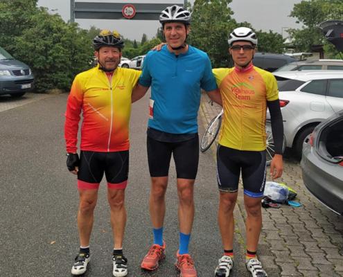 Zeitfahren Rennrad Vitalhaus-Team Achern 2020