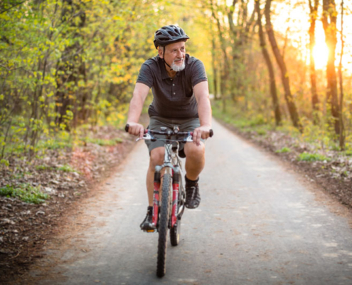 Adobe Stock Fahrrad Bewegung Vitalhaus Achern