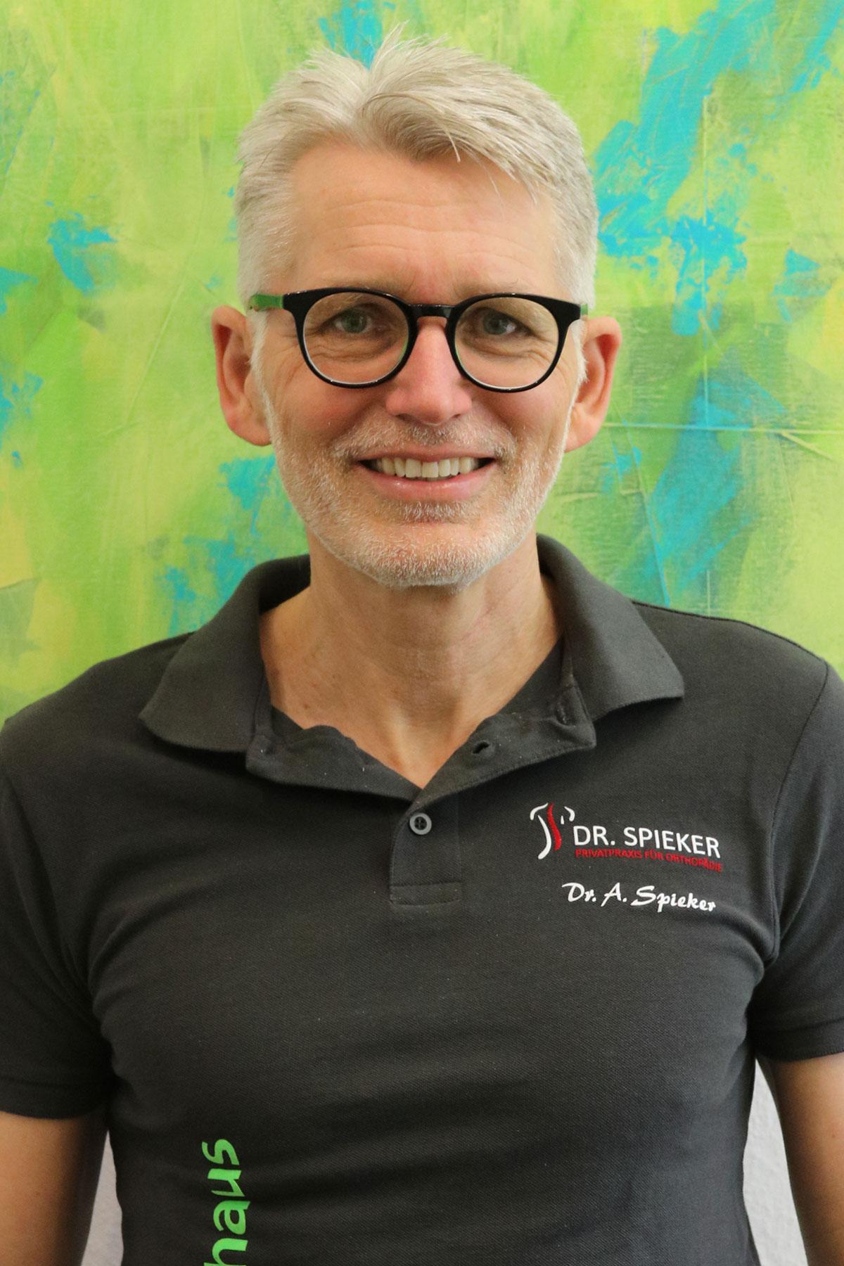 Dr. med. Alfred Spieker