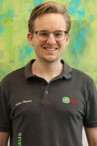 Lukas Ehmann Sportwissenschaftler Orthopädie Dr. Spieker Achern